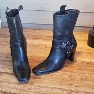 Matisse leather boots 6.5